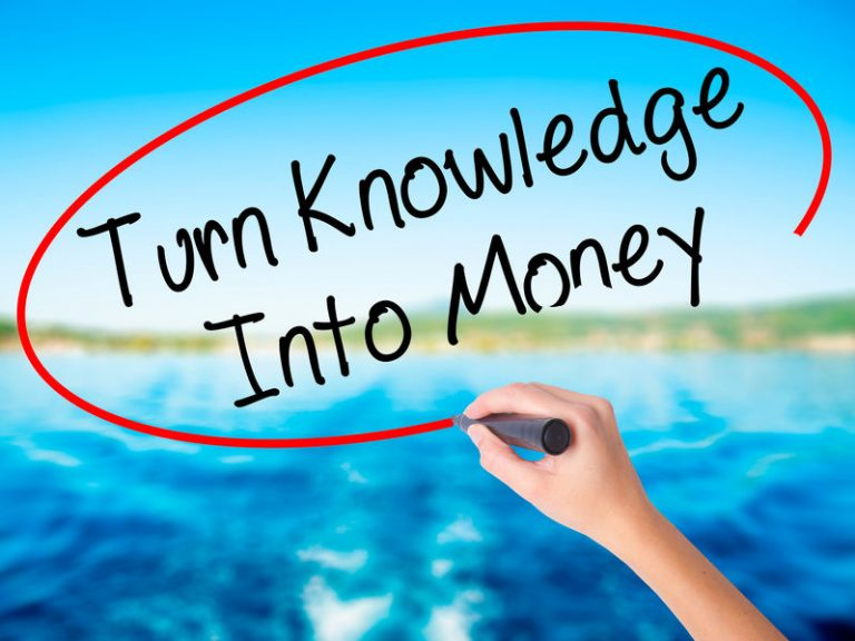 Chase Knowledge Over Money – Capital Raising Series 1 of 5