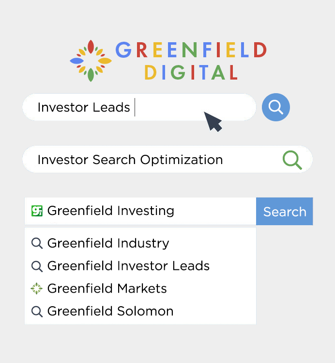 Investor Search Optimization: Digital Milestones To Generate Investor Leads